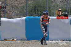 Hasil Q1 MotoGP Andalusia, Mimpi Buruk Marquez Bersaudara