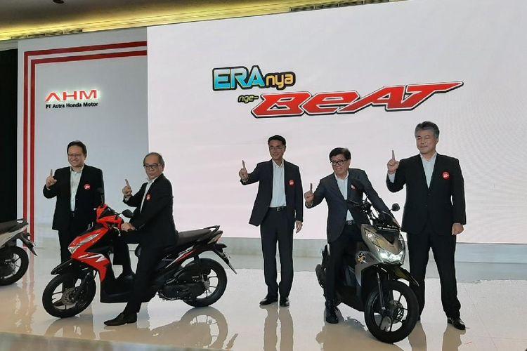 AHM perkenalkan All New Honda BeAT
