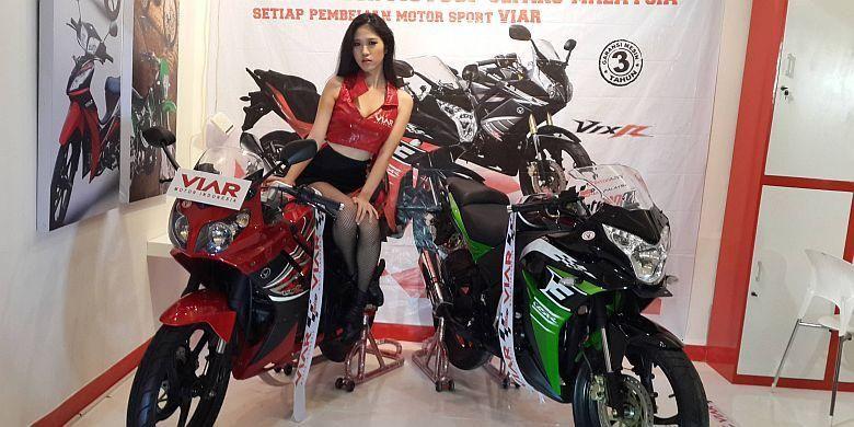 Beli motor sport Viar, bisa gratis ke Sepang