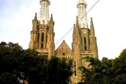 Gereja Katedral Gelar Misa Hari Paskah, Jemaah Diarahkan lewat Pintu IV dan Tak Bawa Barang Berlebihan