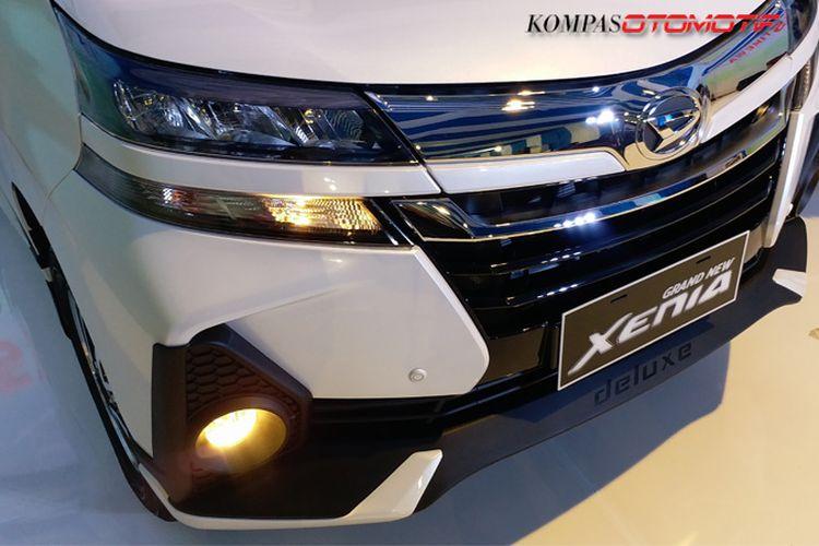 Penampilan baru Daihatsu Xenia
