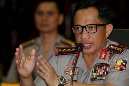 Polri Pertimbangkan Kenaikan Pangkat Personel Korban Ricuh 4 November