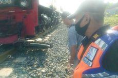 Terobos Pintu Perlintasan KA di Cilacap, Pengendara Sepeda Motor Tewas Tertabrak Lokomotif