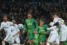Real Sociedad Vs Real Madrid, Misi Balas Dendam Los Blancos atas Kekalahan Copa del Rey