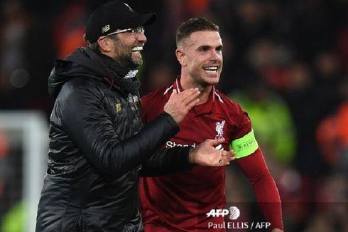 Kegagalan di Final Liga Champions Jadi Motivasi untuk Jordan Henderson