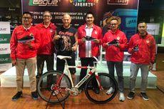 Jakarta Jadi Tuan Rumah Kejuraan Dunia Kurir Sepeda 2019