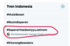 Sempat Jadi Trending di Twitter, Ini Sejarah Tradisi Saparan Yaa Qowiyyu Jatinom