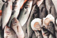 Dapat 6 Kg Ikan Bandeng dan Nila Saat Banjir di Semarang, Amir: Rezeki, Diambil Sajalah