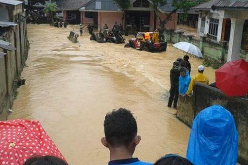 BNPB Serahkan Rp 700 Juta untuk Banjir Kendari