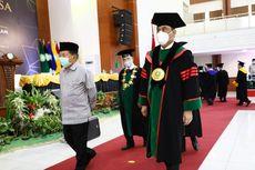 UIN Bandung Beri Gelar Doktor Kehormatan untuk Komjen (Purn) Syafruddin