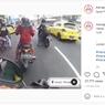 Mobil Tabrak Petugas di Pos Penyekatan, Pengemudi Bisa Kena Sanksi Ini