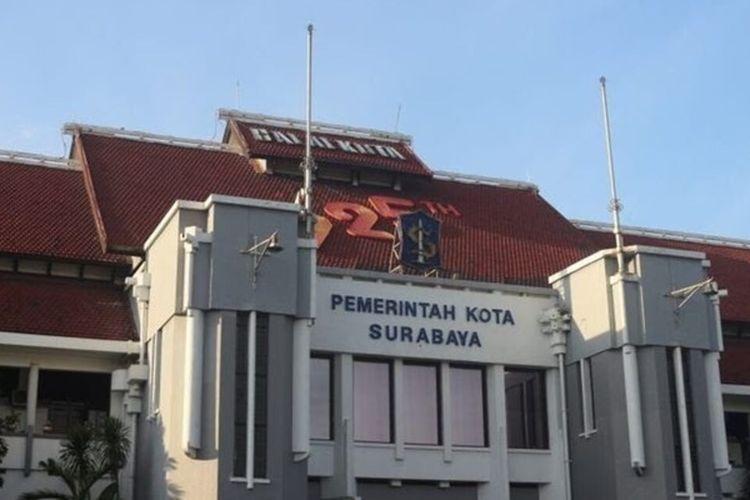 Kantor Pemerintah Kota Surabaya