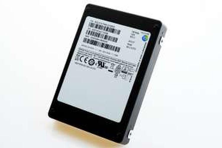 Samsung merilis SSD berkapasitas 15 TB