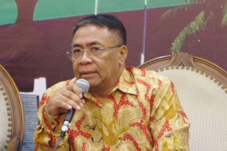 Wakil Ketua Komisi VIII DPR RI Sodik Mudjahid di Kompleks Parlemen, Senayan, Jakarta, Kamis (24/8/2017).