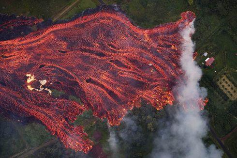 Kena Lahar, Seorang Pria Jadi Korban Pertama Letusan Gunung Api di Hawaii