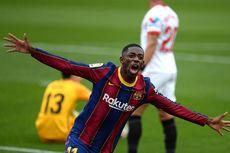Koeman Puji Dembele, Makin Yakin Barcelona Bisa Juara