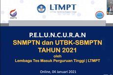 Jangan Lupa! Ini Tanggal Pendaftaran SNMPTN dan UTBK-SBMPTN 2021