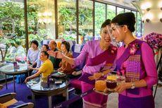 Rindu Makanan Pesawat? Thai Airways Buka Restoran Serasa di Pesawat