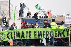 Unjuk Rasa Darurat Iklim, 113 Orang Ditangkap Polisi London