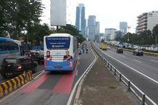 Pergeseran Halte di Kuningan-Mampang Tak Ganggu Layanan Transjakarta