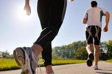 Efek Olahraga di Terik Matahari