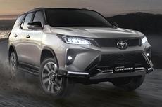 Update Toyota Fortuner 2.800 cc, Bocoran Harga Dasar dan Varian