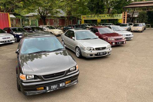 Loyalis All New Corolla Jakarta Rayakan Ulang Tahun Kedua