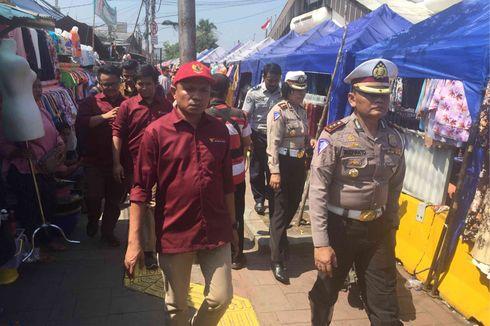 Keliling Tanah Abang, Ombudsman Temukan Malaadministrasi Penutupan Jalan Jatibaru