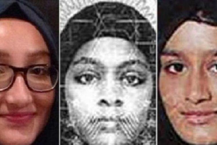 Keluarga Shamima Begum, Amira Abase dan Kadiza Sultana menyerukan agar mereka pulang ke rumah.