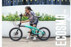 Ecosmo Z9 Hope, Sepeda Kolaborasi untuk Bantu Penderita Kanker