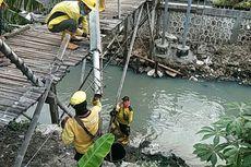 Jembatan Reyot di Kebon Jeruk Mulai Diperbaiki, Ditargetkan Rampung Satu Bulan