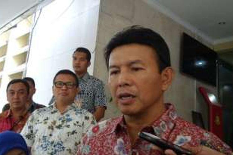 Kepala Bareskrim Polri Komisaris Jenderal Ari Dono Sukmanto