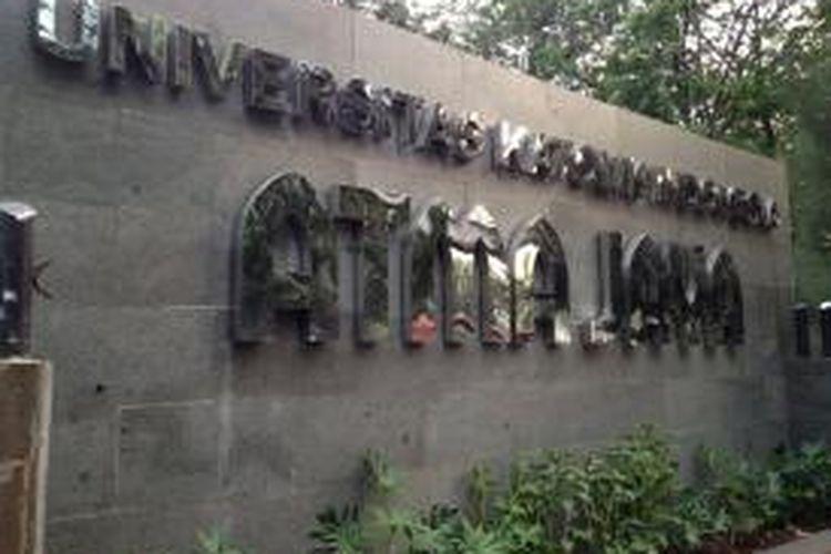 Universitas Katolik Atmajaya Jakarta
