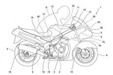Paten Bocor, Kawasaki Lagi Kembangkan Sistem Keselamatan Canggih