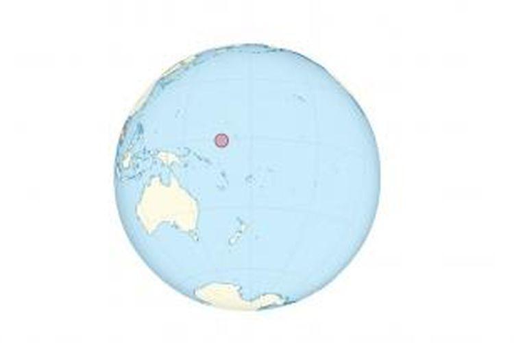 Belajar Dari Nauru Negara Yang Penduduknya Suka Berfoya Foya Tetapi Kini Merana Halaman All Kompas Com