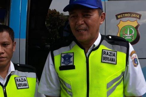 228 Mobil Mewah di Jakarta Barat Tunggak Pajak