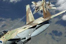 Jet Tempur Israel Serang Gaza Setelah Ada Tembakan Roket