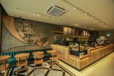 Starbucks Reserve Bogor Tawarkan Pengalaman Unik Minum Kopi