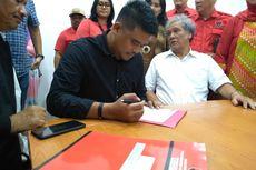 Resmi Jadi Kader PDI-P, Menantu Jokowi Mengaku Ikut Jejak Mertua