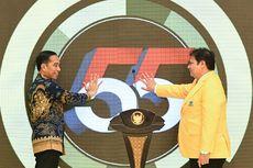 Nusron: Wajar Jokowi Puji Airlangga, Bukan Berarti Restu jadi Ketum Lagi