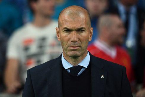 Zinedine Zidane Beri Sinyal ke Juventus