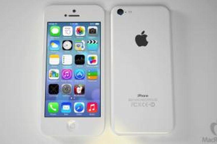 Akan seperti inikah iPhone murah?