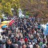 Olimpiade Tokyo, Taman di Kota Tokyo Jadi Lokasi Vaksinasi Massal
