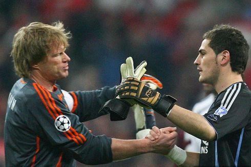Susul Buffon, Oliver Kahn Turut Kirim Pesan Menyentuh untuk Iker Casillas