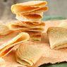 Resep Kue Semprong Lipat, Pakai Wijen dan Kacang Tanah