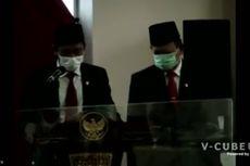 Mukti Fajar Nur Dewata Terpilih sebagai Ketua Komisi Yudisial