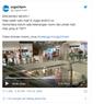 Viral Atap Malioboro Mall Disebut Ambrol, Ini Penjelasannya...
