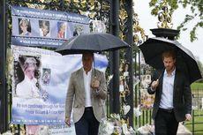 "Pangeran William dan Harry Diharap ""Rujuk"" saat Acara Peringatan Patung Putri Diana"