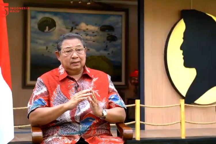 Presiden RI keenam Susilo Bambang Yudhoyono
