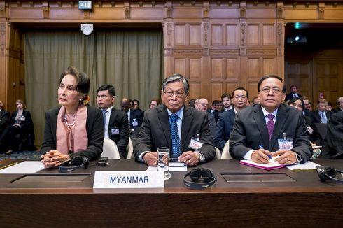 Di Pengadilan PBB, Aung San Suu Kyi Bantah Myanmar Lakukan Genosida atas Rohingya